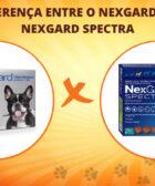 Diferença entre Nexgard e Nexgard Spectra