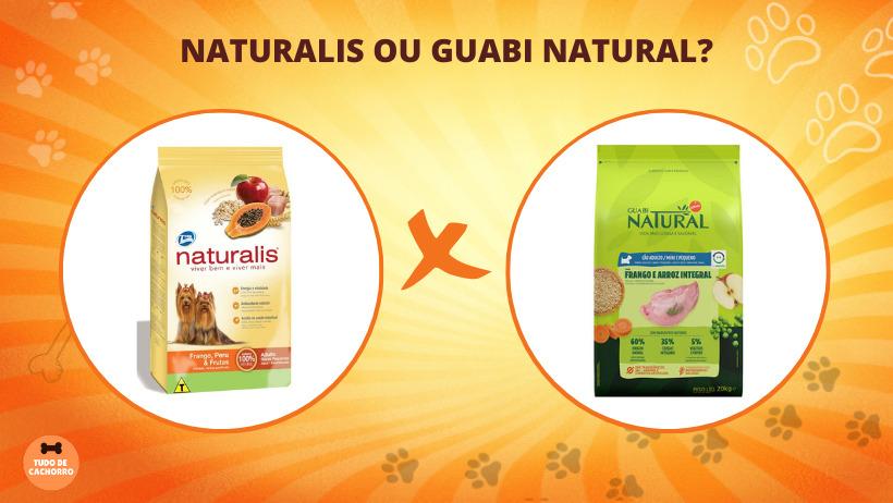 Naturalis ou Guabi Natural